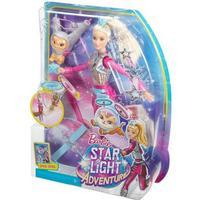 Barbie Star Light Adventure - på eventyr i rummet
