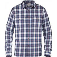 Fjällräven Singi Flannel Shirt LS Uncle Blue (F82445)