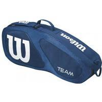 Wilson TEAM II 3PK BAG Blue