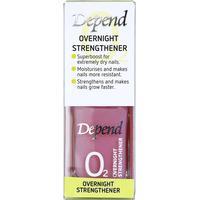 Depend, O2 Overnight Strengthener, 11ml