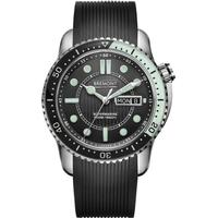 C.W. Sellors Bremont Watch Supermarine 500 Black Green