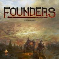 Founders of Gloomhaven - Brädspel