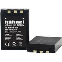 Hähnel Kamera-batteri Hähnel Erstatter original-batteri LI-10B, LI-11B, LI-12B 3.7 V 1200 mAh HL-12B