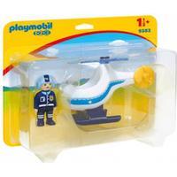 Playmobil Polishelikopter , 6 på lager