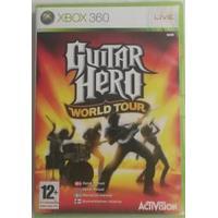 360 Guitar Hero World tour