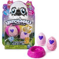 Hatchimals Colleggtibles med rede, 2-pak serie 2