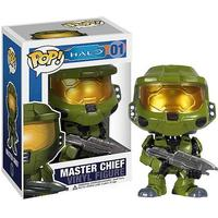 Pop! Master Chief Halo