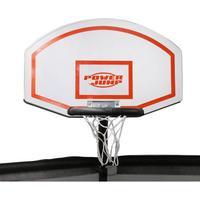 Basketkurv til trampolin