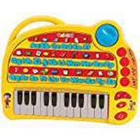 LEXIBOOK ABC15NOFR Noddy ABC15FR-My ABC Musical Pad