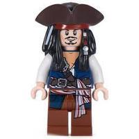 Lego pirates caribbean jack sparrow tricone 30133 lf20-2