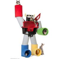 Voltron Cat Condo by ThinkGeek