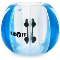 Bubball KR Bubble Ball Uppblåsbar Fotboll Vuxen 120x150cm EN71P PVC Blå