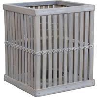 Cage lygte 25x25x30 Bambus Artwood