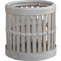 Cage lygte 20x20 cm Bambus Artwood