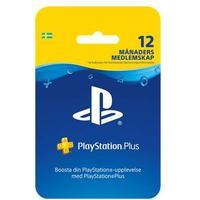 Sony PSN Plus Card 12 Month Subscription