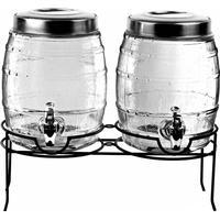 Drinkstuff.com Dryckesdispensers Tunnor med Ställ Dubbel