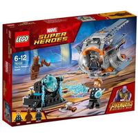 Lego Marvel Super Heroes Thor's Weapon Quest 76102