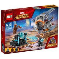 Lego Marvel Super Heroes Thors Våbenmission 76102