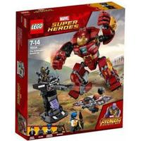 Lego Marvel Super Heroes Hulk Kamprobotten på Smadretur 76104