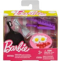Barbie Køkken Tilbehør Spejllæg