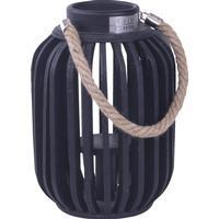 TP Lanterne - TP Santorini lanterne sort