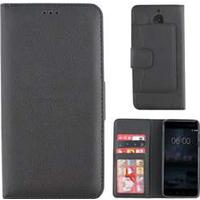 Colorfone Wallet Case Nokia 5 Taske/Mobiltaske BLACK