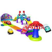 Oball bilbane - Go Grippers Amusement Park Playset