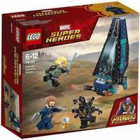 Lego Marvel Super Heroes Outrider Troppefartøjsangreb 76101
