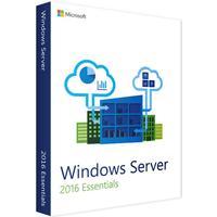 Microsoft Windows Server 2016 Essentials (Download)