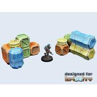 Cargo Crates 1