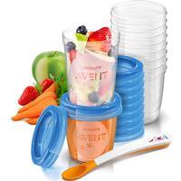 Philips Avent Förvaringsmuggar för mat