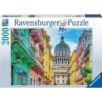 Ravensburger Colourful Cuba 2000 Pieces