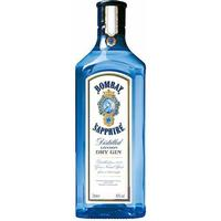 Bombay Sapphire Gin, 70 cl