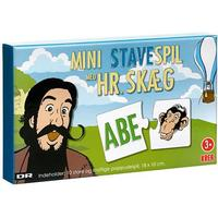 DR Hr. skæg minispil - stave