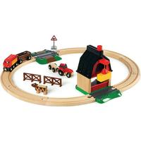 Brio Farm Railway Set 33719