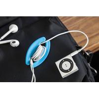 Ledningsholder - Small cord wrap (Sort)
