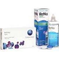 Biofinity Toric (6 linser) + ReNu MultiPlus 360 ml med etui
