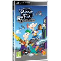 Phineas Ferb: Across the Second Dimension (PSP)