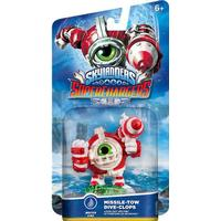Skylanders Superchargers - Single Driver - Dive Clops Xmas Edition (Video Game Toy)