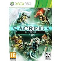 Deep Silver Sacred 3 - First Edition  Import