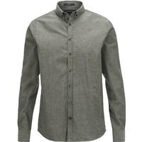 Peak Performance - Keen Bd Shirt Herrskjorta - 927 Grey - M