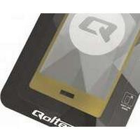 Qoltec 51344, Huawei, P9, Modstandsdygtig overfor skrammer, Guld, Transparent, 1 stykker