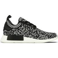 Adidas NMD R1 Primeknit - Black/White