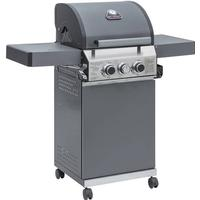 Grillstream Classic 2 Burner Gas BBQ (Matt Grey)