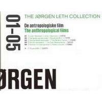 CSBOOKS Jørgen Leth 1 - De antropologiske film | Jørgen Leth