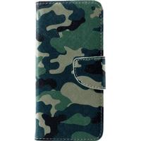 Mili camouflage flipcover til Samsung Galaxy S8