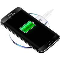 Trådløs QI Oplader til Samsung og iPhone / wireless charger