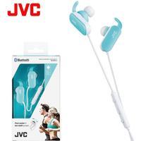JVC HA-EBT5 Wireless Bluetooth In-Ear Sport Headset - Høretelefoner - Lyseblå