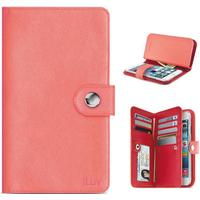 iPhone 6 / 6s iLuv Wallet Case / J-Style Pink