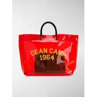 Dsquared2 Dean Camp 1964 tote bag